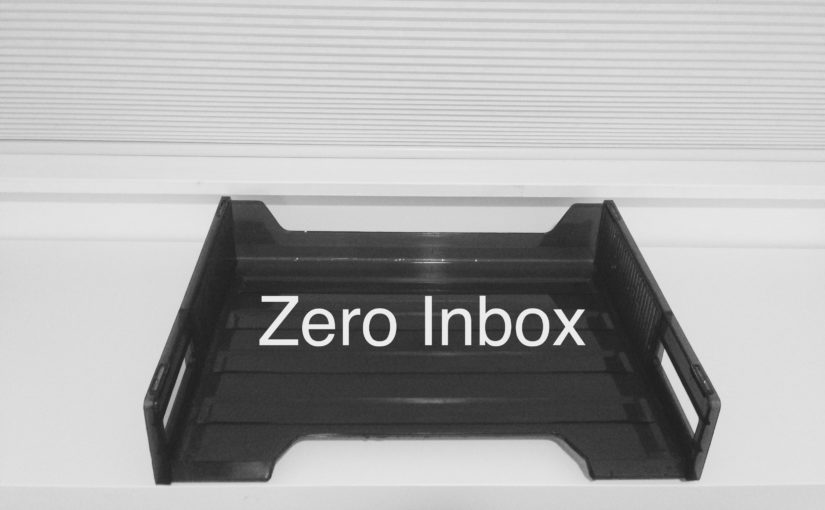 Achievement Unlocked: Zero Inbox…and You Can Too!